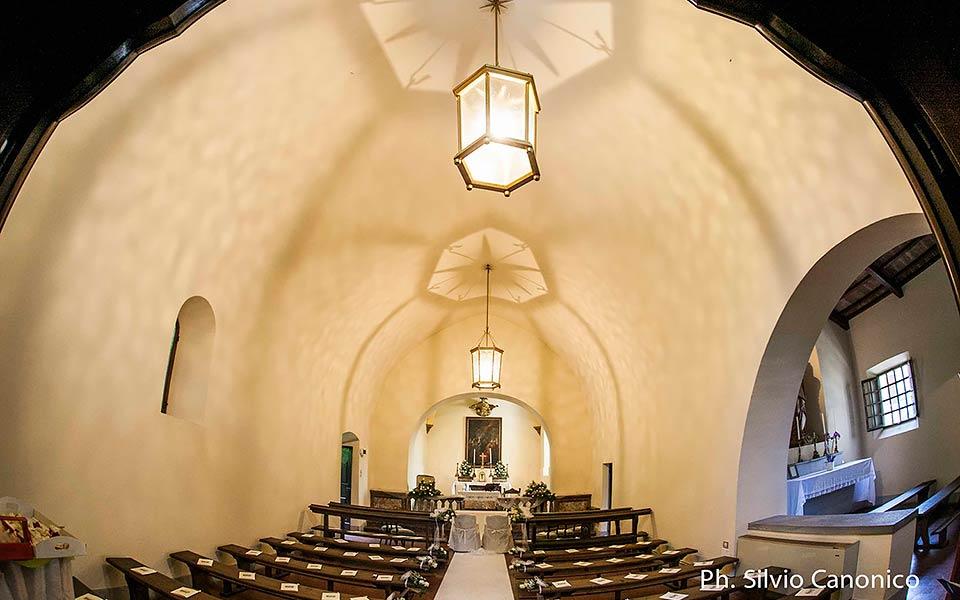 cappella-privata Abbazia Santo Spirito