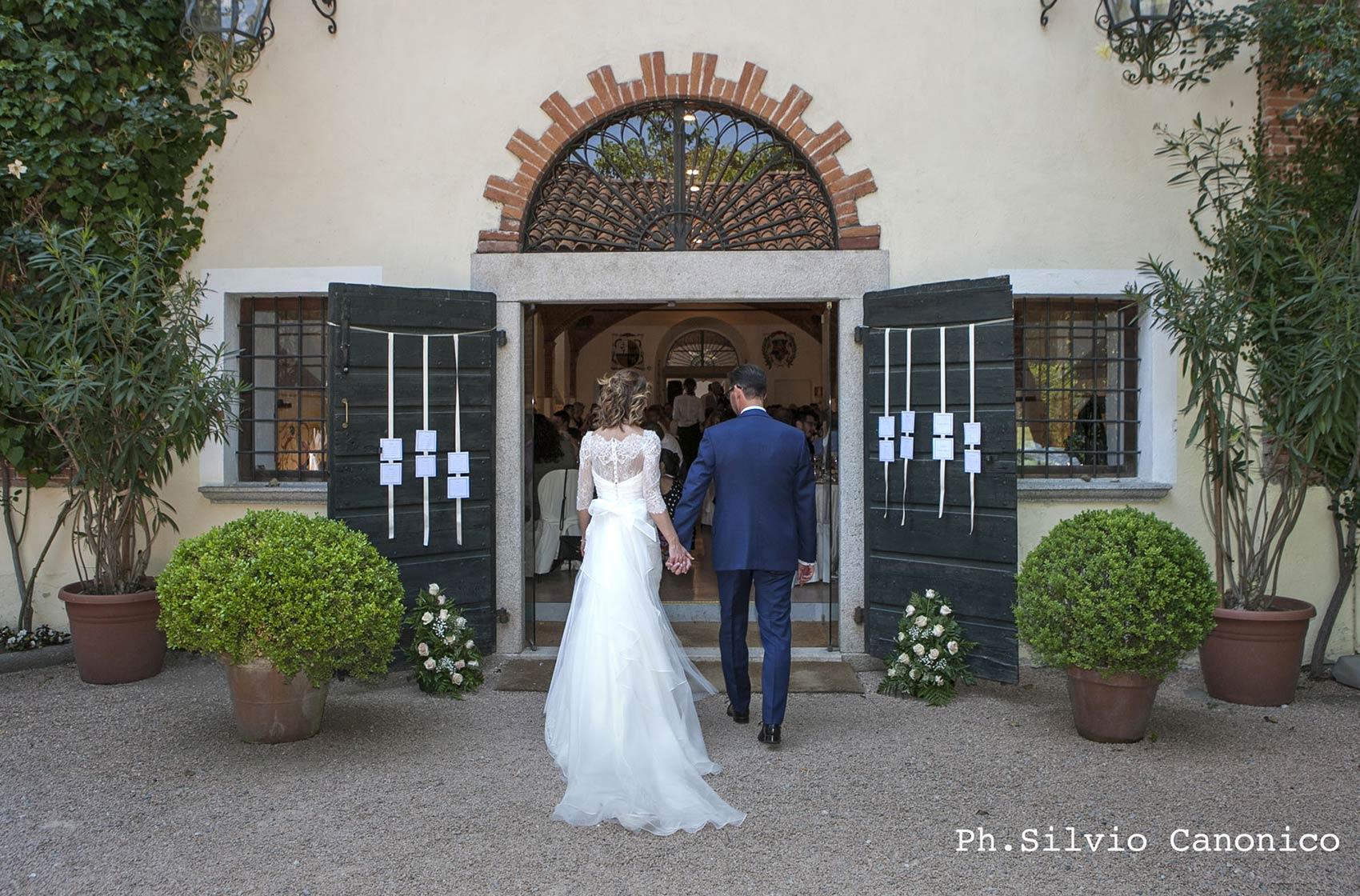 entrata sposi