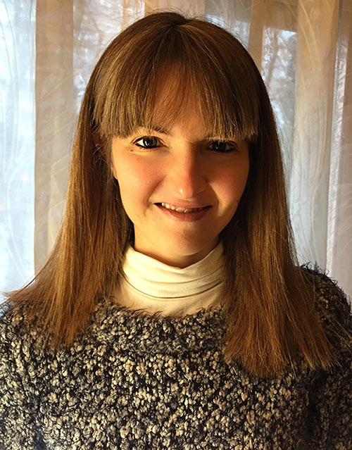 Silvia Giannone, responsabile eventi Abbazia Santo Spirito
