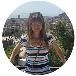 Silvia Giannone responsabile eventi Abbazia Santo Spirito